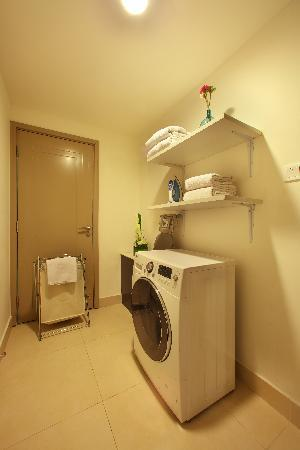 Somerset Heping Shenyang : 3BRM Executive_Laundry Room 2