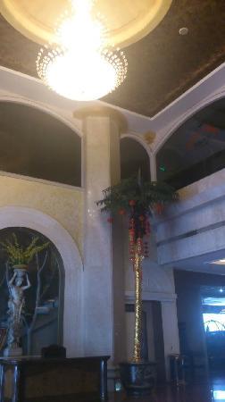 Wai Gao Qiao Hotel: 环境挺好