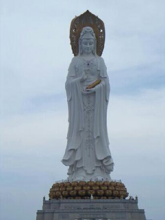 Nanshan Temple : 观音菩萨