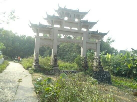 Yangmei Ancient Town: 好玩,值得