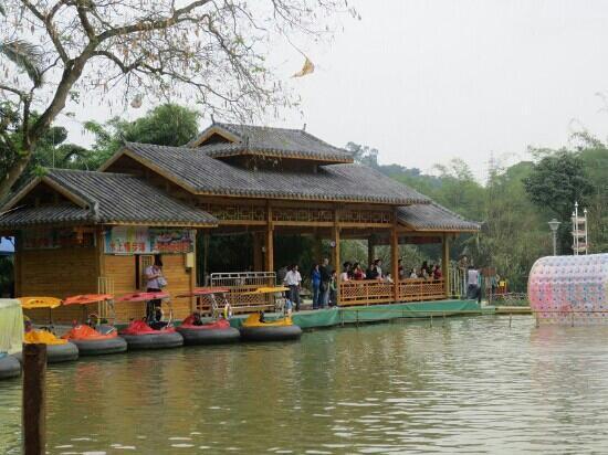 Shishan Park: 好玩