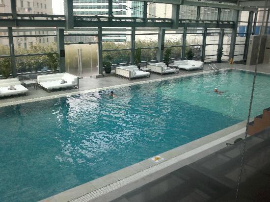 InterContinental Shanghai Jing'An: 2
