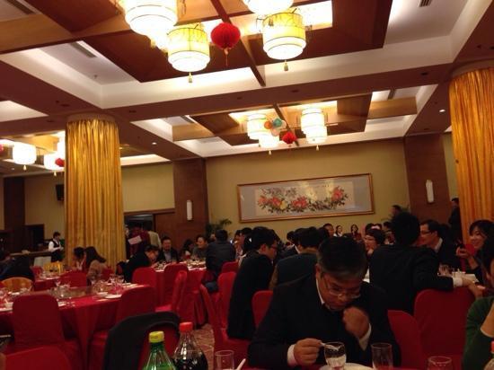 Yihao Hotel : 新怡酒店中餐厅