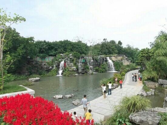 Seven Star Park (Qixing Gongyuan): 好玩