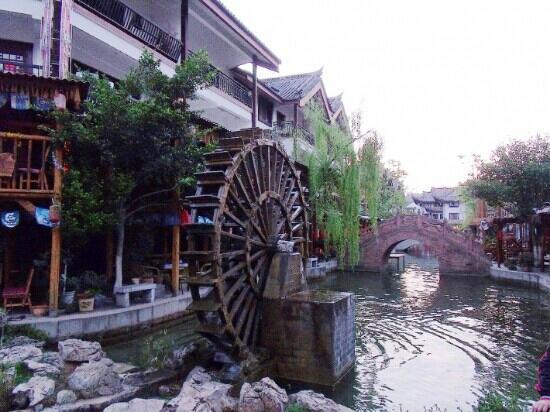 Yiren Ancient Town: 古镇