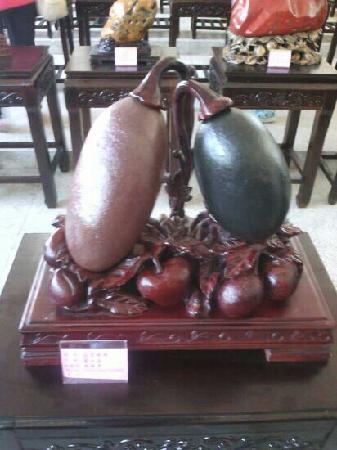 Liuzhou Qishi City : 奇石展