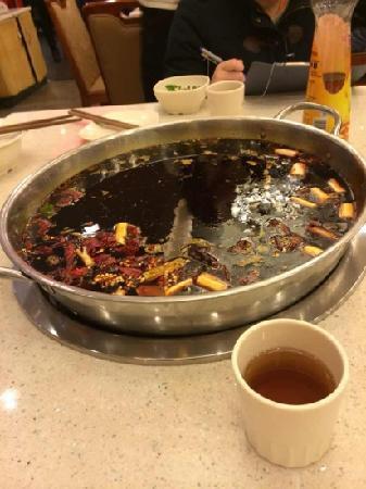 JiuDing XiangJing Zhi Hotpot (YangZhou MeiLing)
