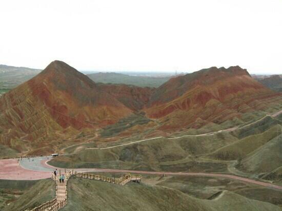 Shaoguan Danxia Mountain Geopark: 景色