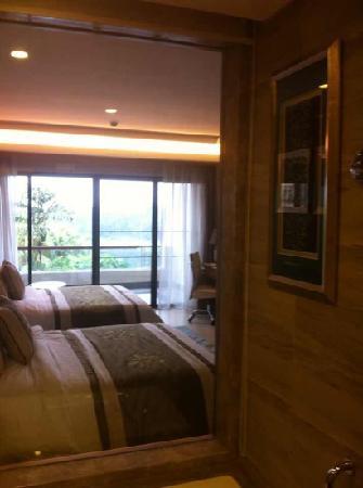 Mission Hills Resort Shenzhen: 客房很喜欢