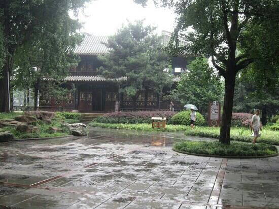 Wangjianglou Park: 好玩