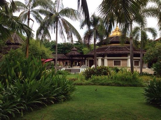 Shangri-La Hotel, Chiang Mai: SPA