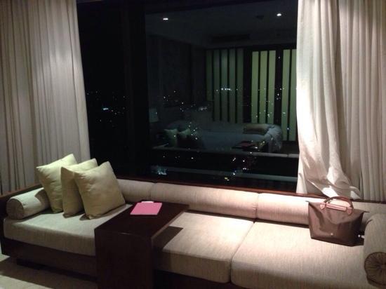 Le Meridien Chiang Mai: 套房