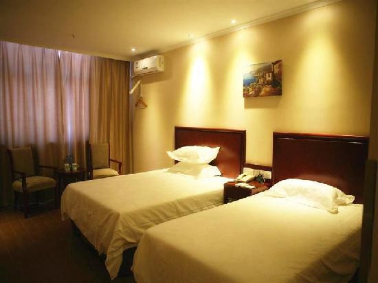 GreenTree Inn Turpan Huanbei Road Express Hotel