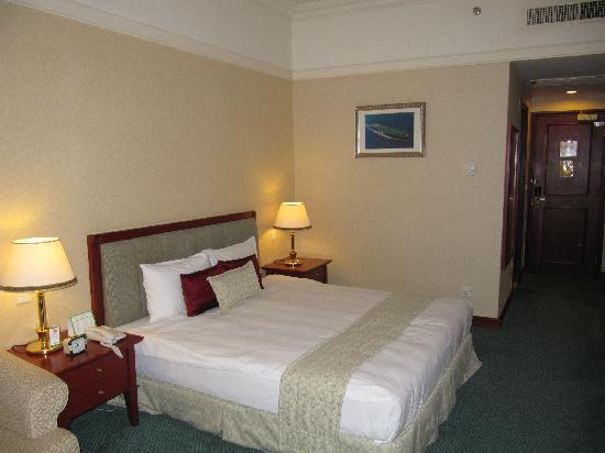 Evergreen Laurel Hotel : 房间