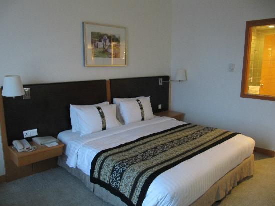 Holiday Inn Melaka: 房间