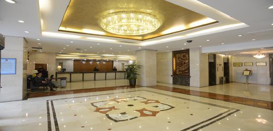 Yuhua Hotel: 酒店大厅