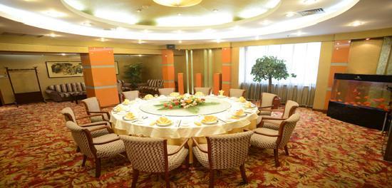 Yuhua Hotel: 酒店包间