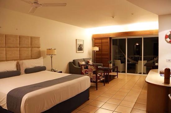 Coral Sea Resort: 大房间!
