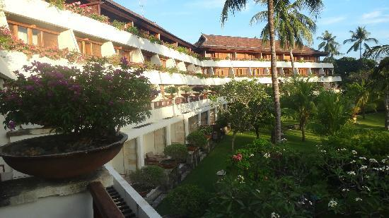 Nusa Dua Beach Hotel & Spa: 客房