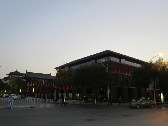 The Westin Xian: 外观