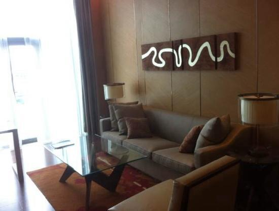 The OCT Harbour, Shenzhen - Marriott Executive Apartments : 基础客房