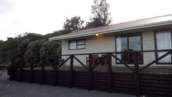 Greymouth Seaside Top 10 Holiday Park: 外面