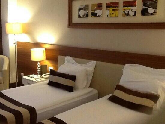 Baia Hotel Bursa: bursa baia hotel