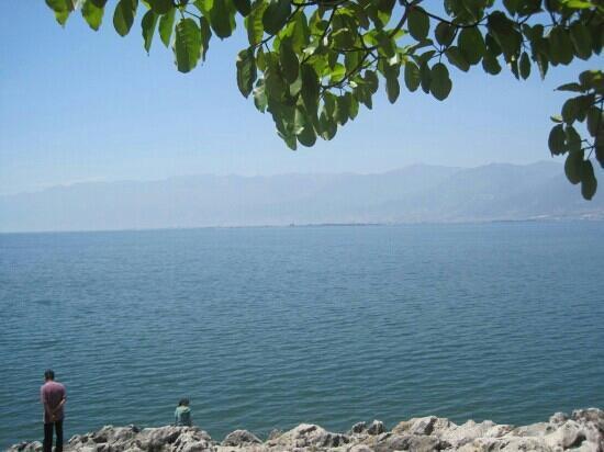 Erhai Lake: 大理洱海风光