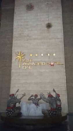 Kuta Paradiso Hotel: 大堂