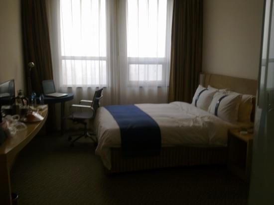 Holiday Inn Express Tianjin Airport: 大床房
