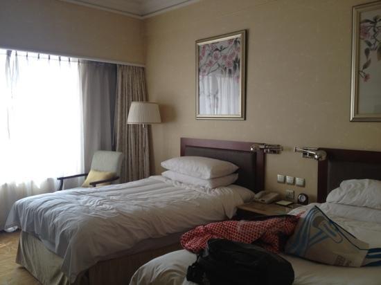 Shangri-La Hotel, Wuhan: 客房