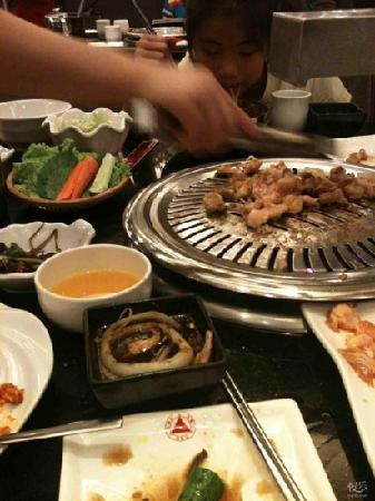 Han'nashan Korean BBQ (Chun Xiu Road)