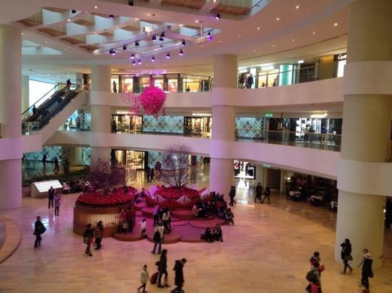 Pacific Place: 漂亮