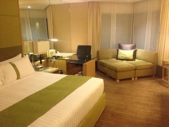 Holiday Inn Bangkok Silom : 客房一瞥