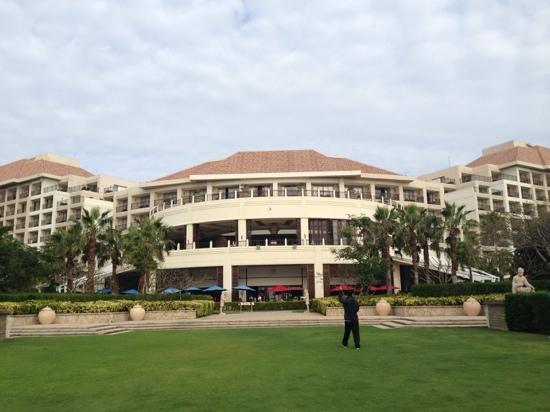 Sanya Marriott Yalong Bay Resort & Spa: 主楼