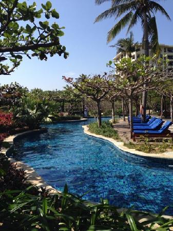 Sheraton Sanya Resort: 泳池