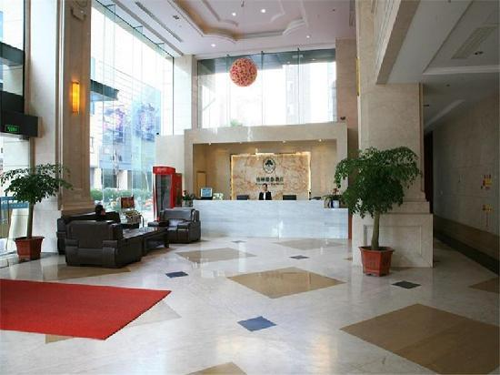 GreenTree Inn Shaoxing Keqiao Xingyue Road Zhongqing Building Business Hotel