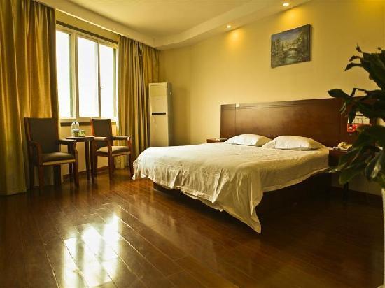 GreenTree Inn Yancheng Xiangshui Jinhai Changjiang Road Express Hotel
