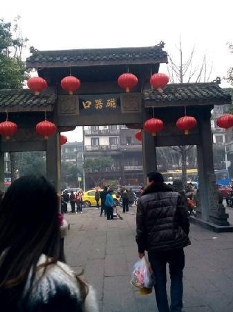 Ci Qi Kou (Porcelain Village): 古镇冬日