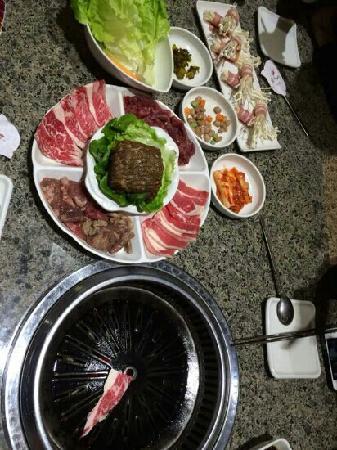 Han'nashan Korean BBQ