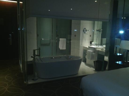 InterContinental Nanjing: 浴室