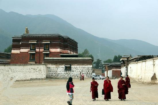 Labuleng Temple: 拉卜楞寺
