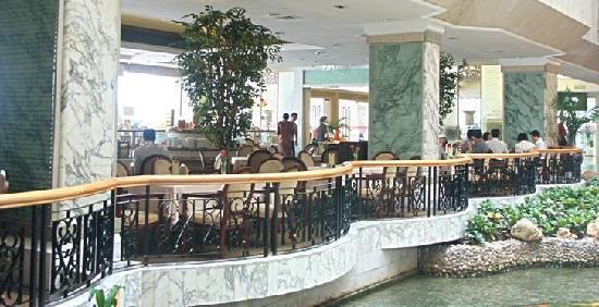 Guangdong Hotel: 西餐厅