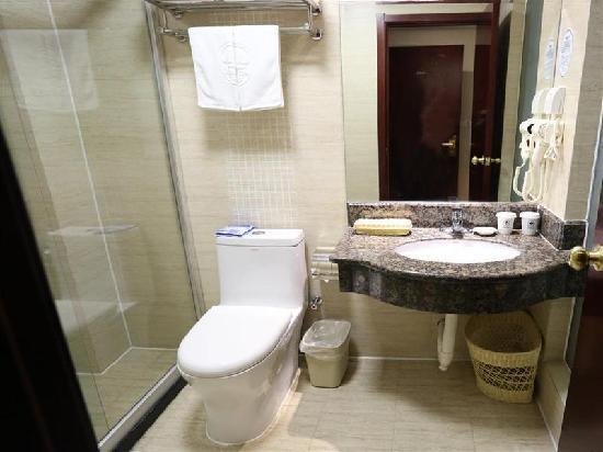 Dangshan County, Chine : 浴室