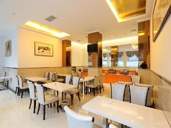 Dangshan County, Chine : 餐厅
