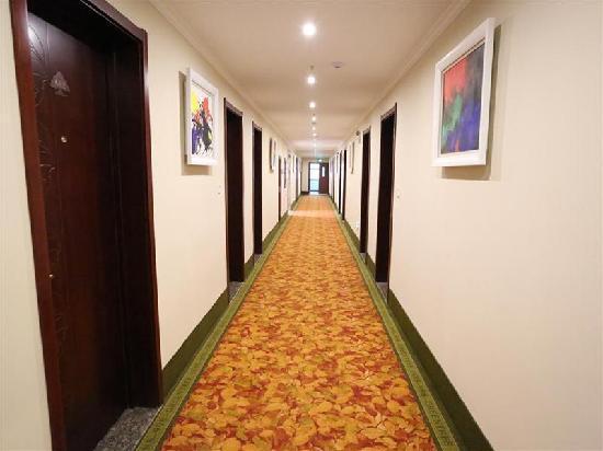 Dangshan County, Chine : 走廊