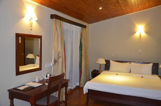 Berjaya Praslin Resort - Seychelles : 房间内部