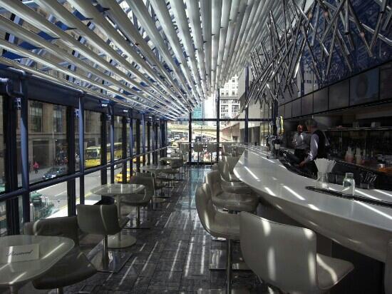 Grand Hyatt New York: 餐厅