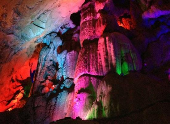 Maoming Fairy Cave: 神奇
