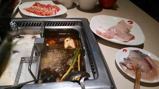 DongLai Fu ReQi Chinese Hot Pot (FuShan Road)